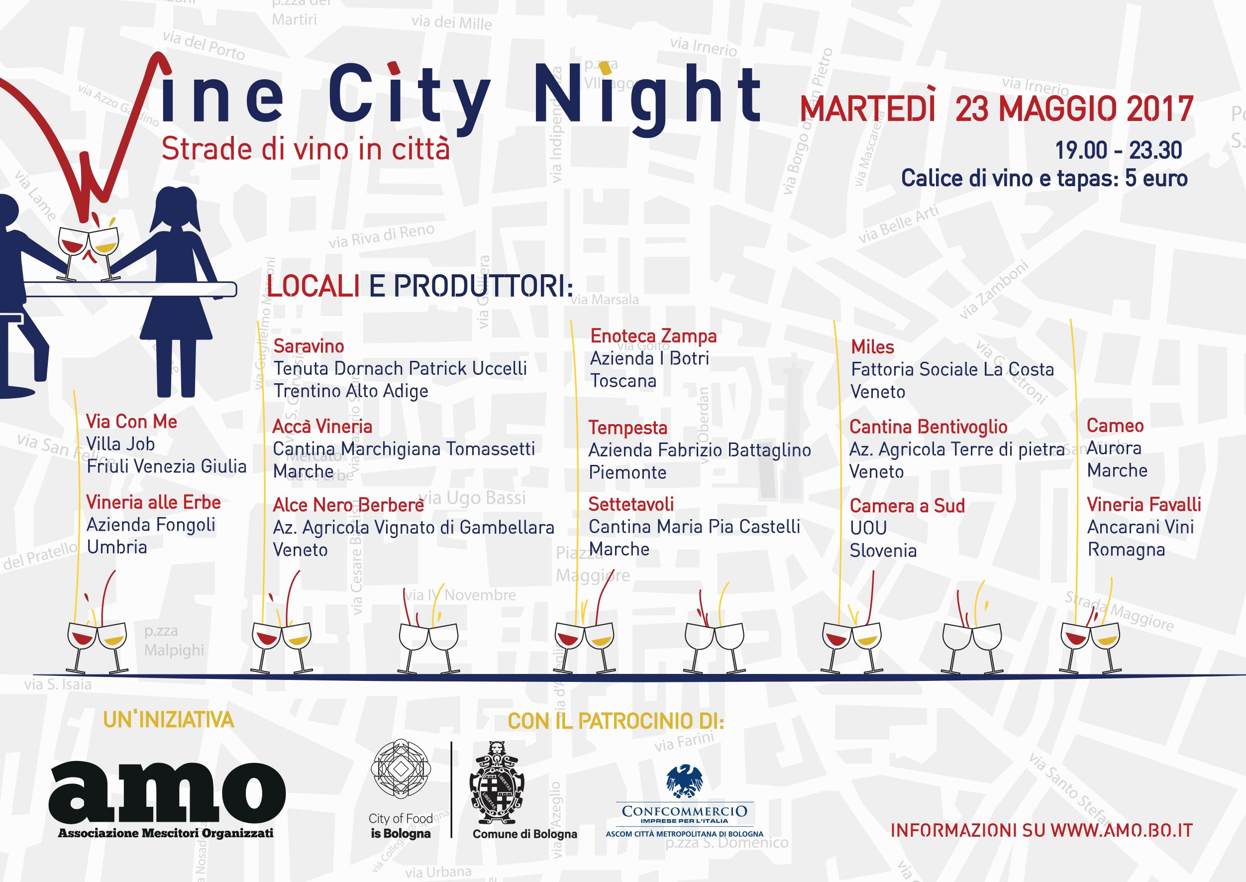 AMO Wine City Night 2017